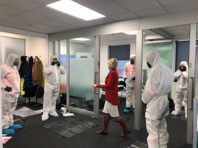 MCG asbestos awareness training