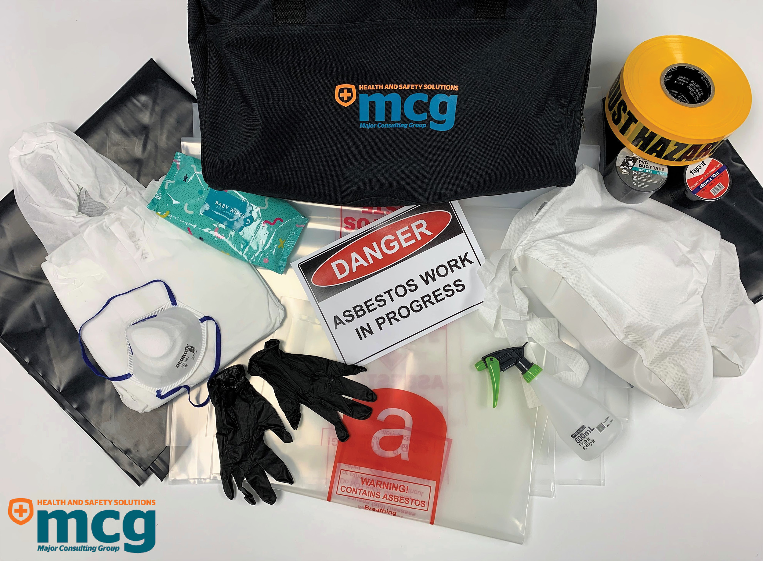 Pre-packaged kits